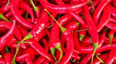 spicy chilies